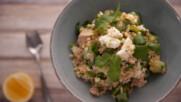 Салата с перлен кускус, риба тон и авокадо | Гурме за всеки ден | 24Kitchen Bulgaria