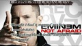 Eminem - Not Afraid Lyrics [ Hd ]