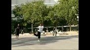 The world of freestyle freestyle football tricks