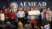 Puerto Rico: Governor urges residents to shelter as Hurricane Maria intensifies