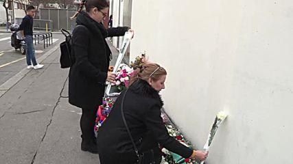 France: Parisians mark 4th anniversary of Charlie Hebdo attack