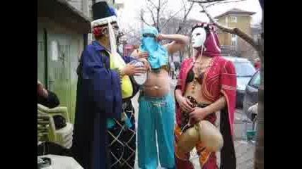 Карнавал с.Първенец 2007 (2)