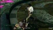 Tekken 6: Zafina vs Miguel