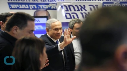 President Obama Talks Benjamin Netanyahu