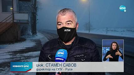 Снежна пелена покри почти цяла България