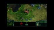 Starcraft 2 - Gameplay , Terans Част 5/6