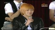 Hongki and Leeteuk [ Ft Island/ Super Junior]