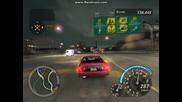 Чудовището в мен Need for Speed underground2