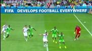 Нулево равенство между Иран и Нигерия (16.06.2014)