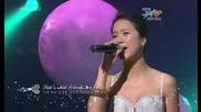 Baek Ji Young, K Will, Ju Sung Mo - Thats What Friends Are For [kbs Music Bank 090626]