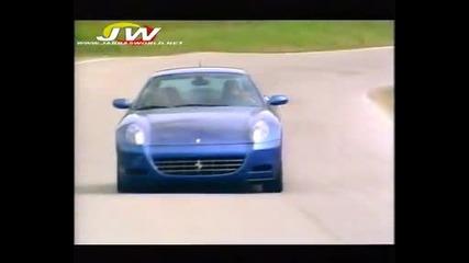 Пета предавка - Ferrari 612 Scaglietti