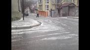 Drift с колело :d