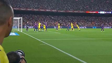 Barcelona vs Villarreal 2-0 All Goals Highlights 24_09_2019 Hd