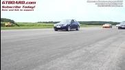 Nissan Gtr vs Mtm Audi Rs6 Sedan