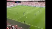 Арсенал 3 : 0глазгоу Рейнджърс - Емирейтс Къп