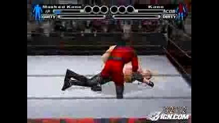 Masked Kane Vs. Kane
