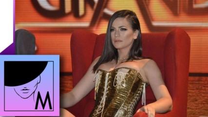 Milica Pavlovic - Media frenzy - Snimanje ZG Specijal - (Telegraf)