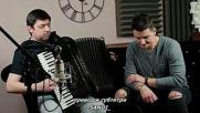 Emir Djulovic I Aca Krsmanovic - Tamo si ti (cover) превод