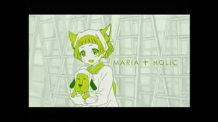 maria + holic op