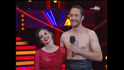Dancing Stars - Дарин Ангелов и Ани пасо добле (13.05.2014г.)