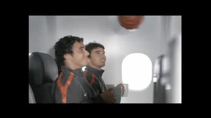 Реклама на Манчестър Юнайтед