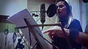 Soy Luna - Music On - Записването на Mírame a mí + Превод