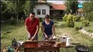 Свински пържоли с ананас - Бон Апети (30.07.2015)