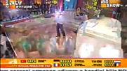 Ismail Yk - Git Hadi Git ( A T V Avrupa Canli / I B O Show) * Ama Yok Acim Adam Vurdum Sen *