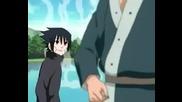 Little Sasuke And His Father