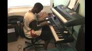Lil Wayne Carter 3 Изсвирен На Пиано