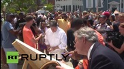 USA: AME Church holds first service following deadly shooting