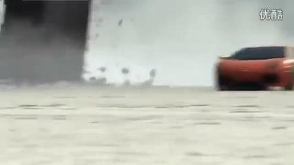 Разбиваща реклама на Lamborgini Aventador!-new