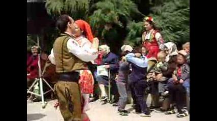 На Гергьовден с ансамбъла в Чепино