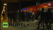 Germany: Anti-refguee protesters rampage against new shelter in Heidenau