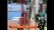 """""""Пиаченца"""" изравни серията срещу """"Тренто"""" за волейболната титла в Италия"""