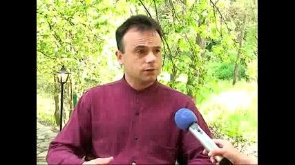 Телевизионно интервю с Кирил Стоянов