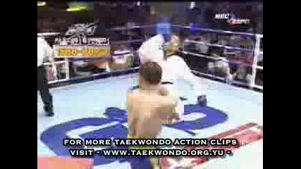 Taekwondo Vs Kick Box