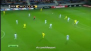 Динамо ( Минск ) 1:2 Виляреал 05.11.2015