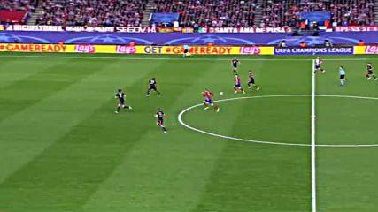 Атлетико Мадрид 1 - 0 Байерн 27.04.2016