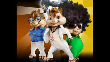 Alvin and the Chipmunks Low by Flo Rida feat T - Pain