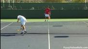 Marat Safin hitting in High Definition