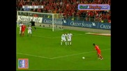 05/09/2009 Switzerland - Greece 1 - 0 Goal na Stephane Grichting