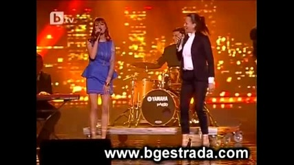 Белослава и Рут Колева - I Care - BG radio (2012)