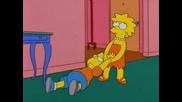 The Simpsons - 8x17 - My Sister, My Sitter