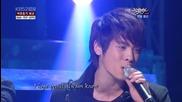 Super Junior ( Ryeo Wook & Kyuhyun) , Shinee (onew & Jonghyun) , Sg Wannabe - My Everything