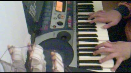 Apologize изпълнена на пиано от shirak66
