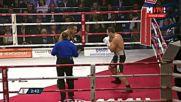 Руският боксьор Денис Лебедев прегази Виктор Рамирез