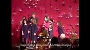 Ник Джонас, Али Брутовски, Тифани Джиардина - The Sound of Music Kids - Празничен концерт - 2003