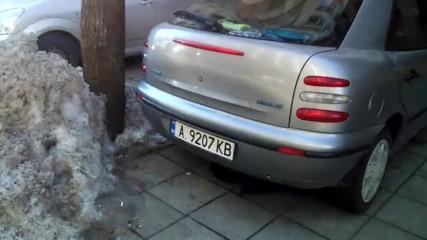 Нашенеца е толерантен само към автомобила си!