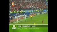 [atv] Хърватия 2 - 4 Турция Голове + Дуспи